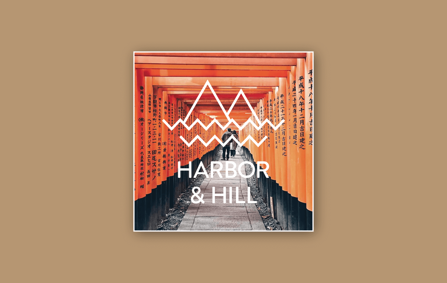 Harbor & Hill social content