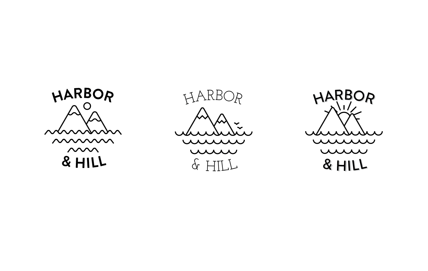 Harbor & Hill designs