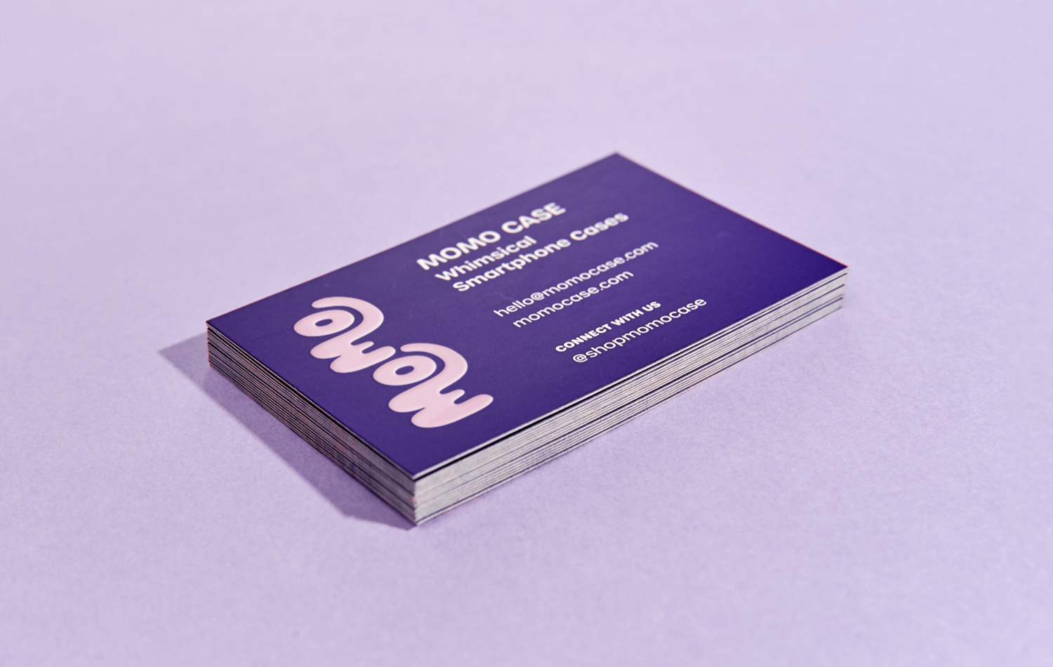 Momo Business Cards