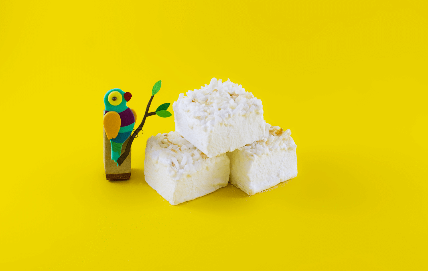 toasted coconut breeze marshmallows